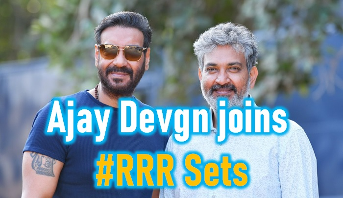 Another Warrior Joins Rrr Movie Shooting!-rajamouli On Rrr Movie,rrr Movie Full Form,rrr Movie Shooting -Another Warrior Joins RRR Movie Shooting!-Rajamouli On Rrr Rrr Full Form Shooting