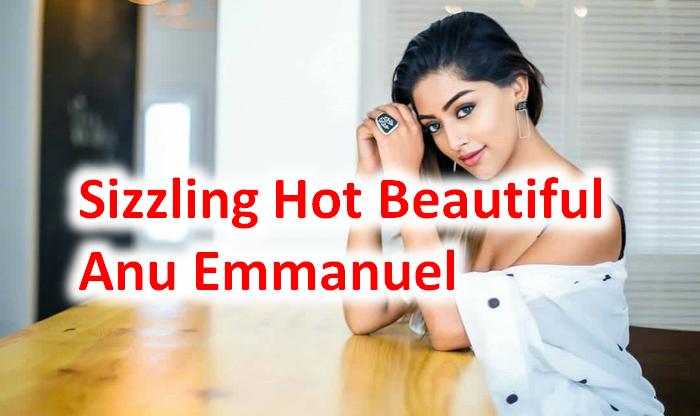 Sizzling Hot Beautiful Anu Emmanuel Photos-Anu Photos