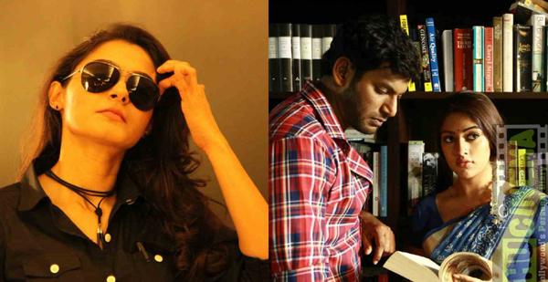 Anu Emmanuel Disrespects Andrea On Sets-Anu Director Mysskin Thupparivaalan