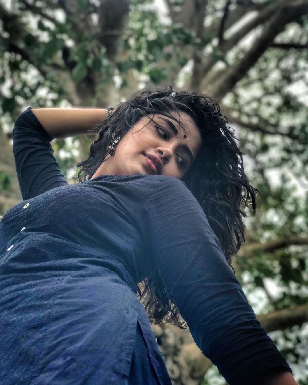 Telugu Anupama Parameswaran Instagram, Anupama Parameswaran Latest Photos, Anupama Parameswaran New Movie, Anupama Parameswaran Photo Shoot-Movie-English
