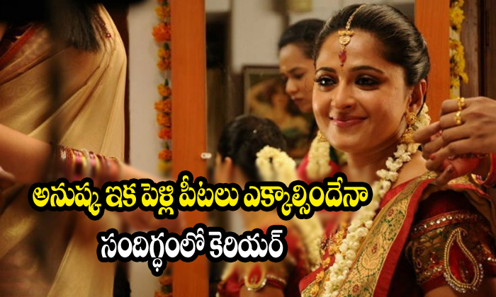 TeluguStop.com - Anushka Ready To Marry After Nisabdham Movie
