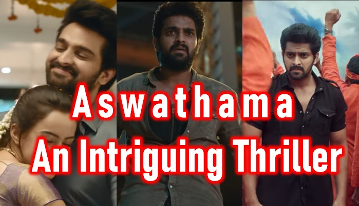 TeluguStop.com - Aswathama – Intriguing Thriller With Mystery Murders As Core