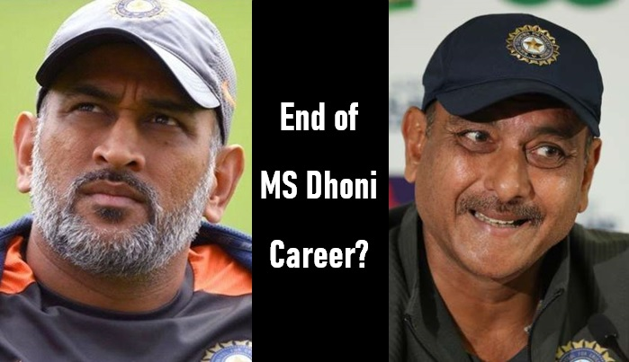 BCCI Drops Dhoni From Central Contracts! End Of MS Career?-Ms Latest News Ms Salary Ms World Cup