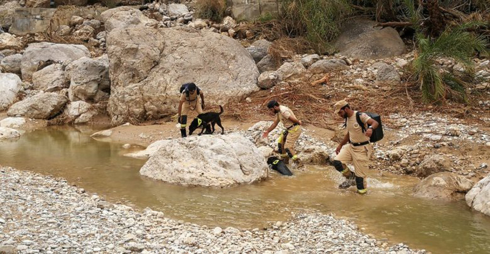 Telugu Man Missing After Floods, Man Missing After Floods Found In Oman, Nri, Telugu Nri News Updates-