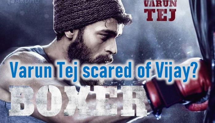 Is Varun Tej Scared Of Vijay?-Varun New Movie Vijay Sethupathi