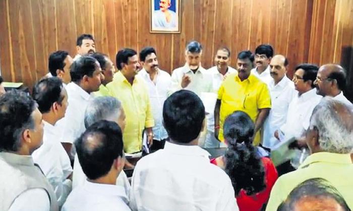 Jagan Play The Political Game With TDP Chief Chandrababu Naidu-Ap Cm Mohan Reddy Jagan Tdp Ministers