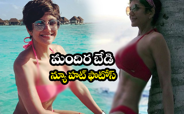 Mandirabedi Hot Photos