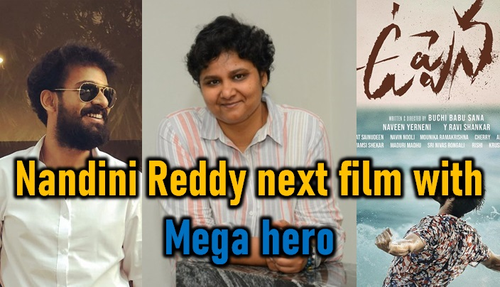 Mega Hero Panjaa Vaishnav Tej Lands In Lady Director Hands!
