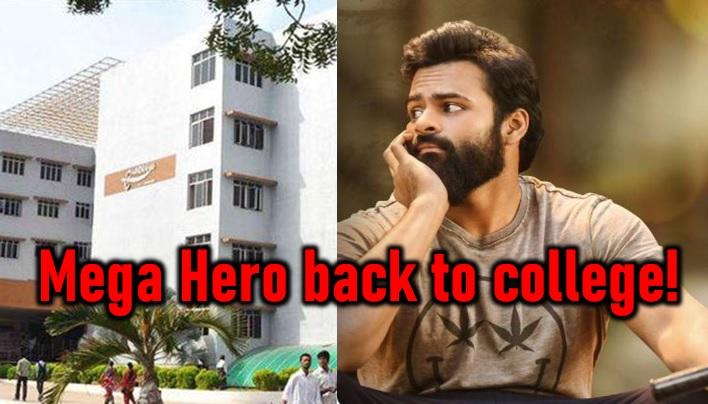 Mega Hero Back To College!-