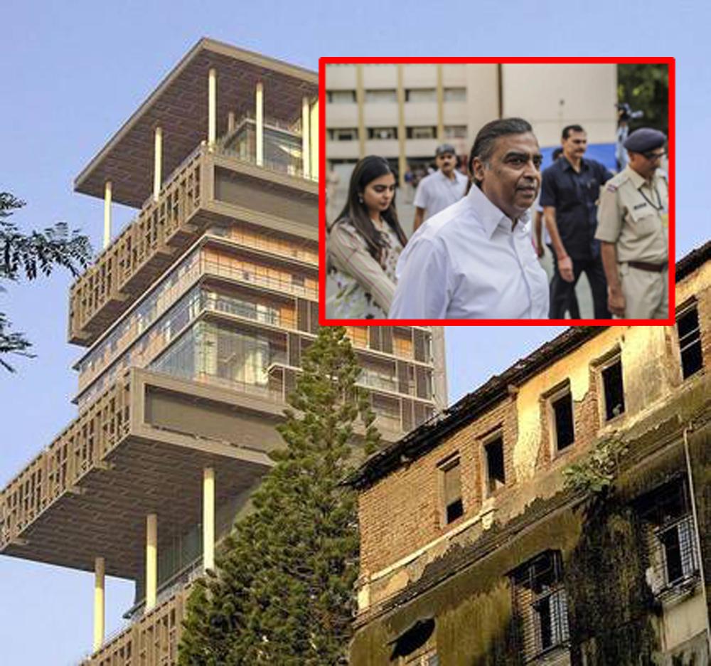 Commando Found Dead In Rich Man House-Gijarath Jio Mukesh Ambani Ambhani Rambai ముకేశ్ అంబానీ