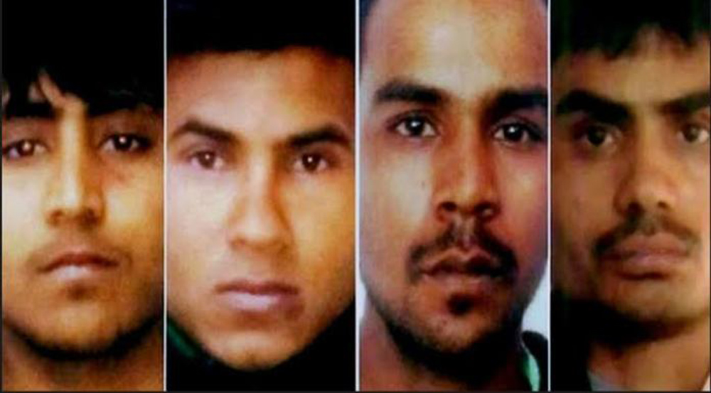 Nirbhaya Convicts' Lawyer Files A New Petitions Against Tihar Jail Officers-Mukesh Singh Nirbhaya Convict Pawan Gupta Telugu Viral News Updates Vinay Sharma In Social Media