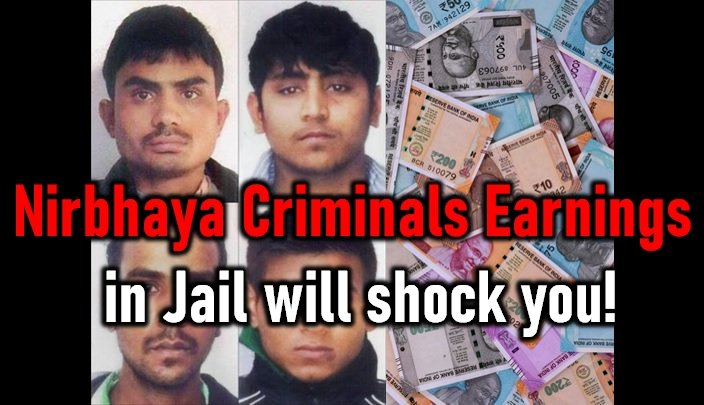 Nirbhaya Case Convicts Earnings In Jail Will Shock You!-Nirbhaya Hanging Criminals