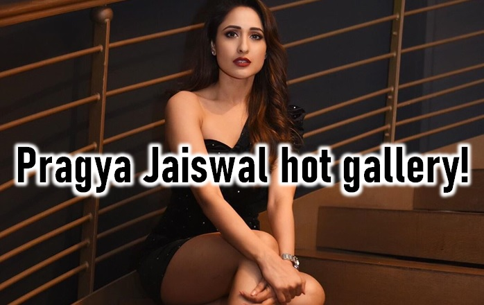 Pragya Jaiswal – Naughtily Hot! - Telugu Actress Hot Images Stills
