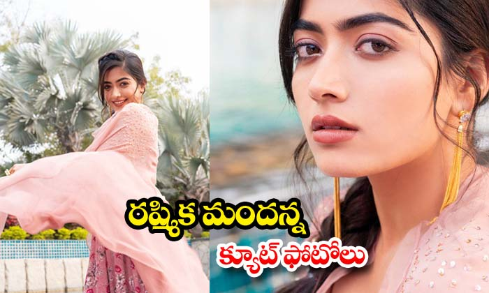 Rashmika Mandanna Cute Photos