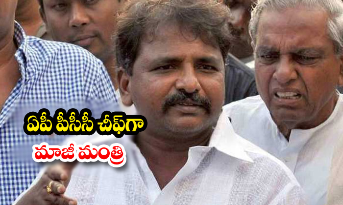 TeluguStop.com - Sailajanath Appiented Ap Pcc Chief
