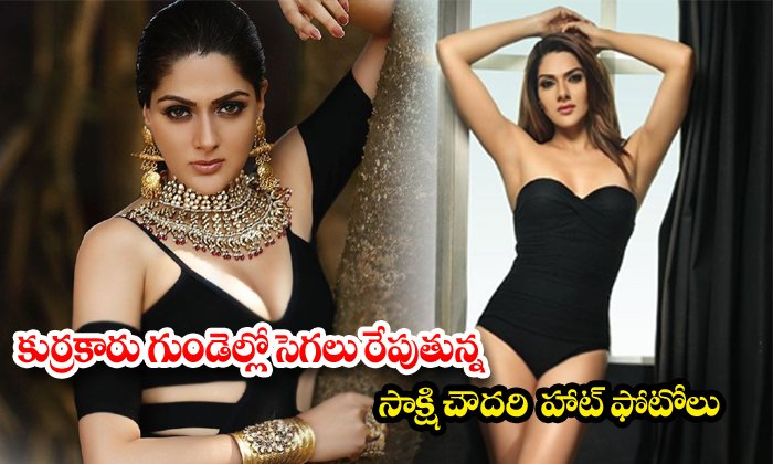Sakshi Chaudhary hot Photos