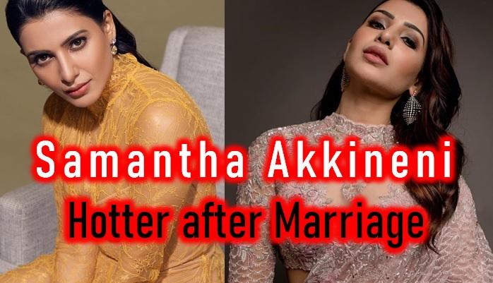 TeluguStop.com - Samantha Akkineni Gets Hotter After Marriage-Latest News English-Telugu Tollywood Photo Image