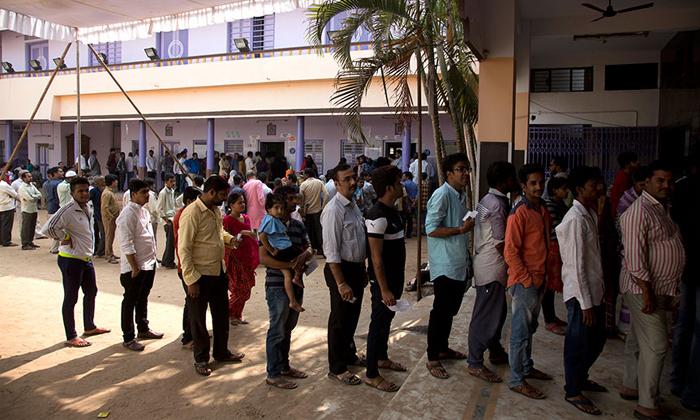 Telugu Telangana Congress Party, Telangana Muncipal Elections, Telangana Muncipal Elections Notification Release, Telangana Trs Party, Trs, -