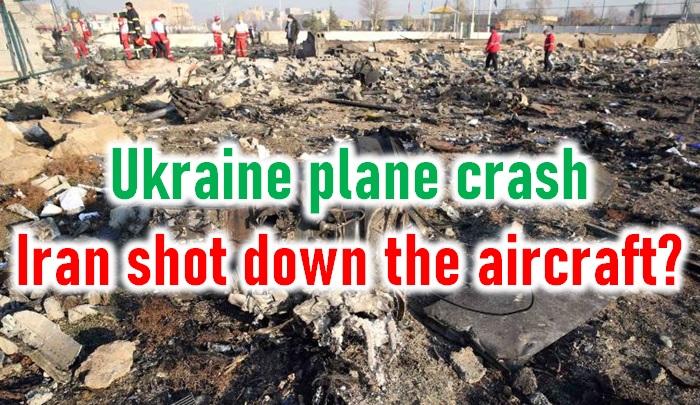Ukraine Plane Crash – Did Iran Shoot Down?-Iran Us War Plane In