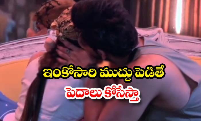 Big Kiss Controversy In Bollywood Big Boss Season 13