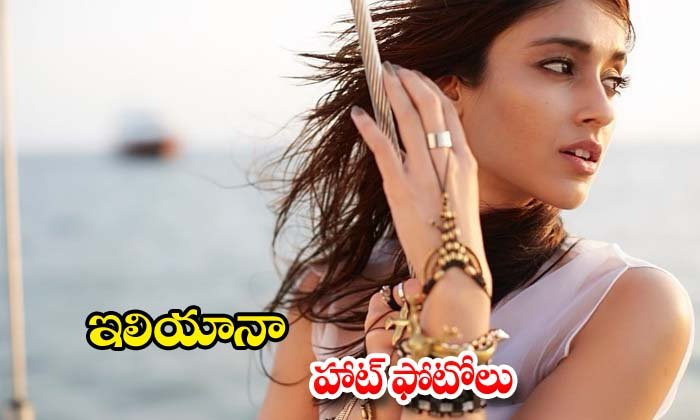Ileana lates Spicy Images