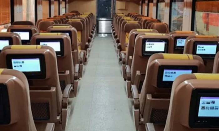 Indian Railways Planning To Give More Entertainment In Trains-India Indian Latest News Trains Facility