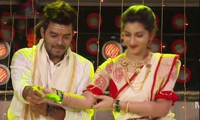Telugu Sudheer, Sudheer And Vishnupriya, Sudheer And Vishnupriya Marriage, Sudheer Latest News, Sudheer Marriage, Sudheer Marriage News, Sudheer News-Movie