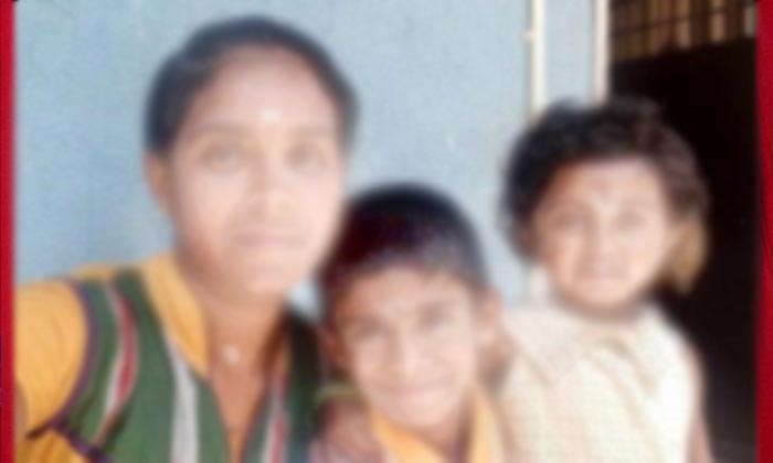 Married Women Commits Suicide With Her Children-Karnataka News Married Suicide Children