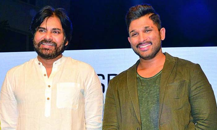 Power Star Pawan Kalyan Says A Wishes To The Stylish Star Allu Arjun-pawan Kalyan,pawan Kalyan And Allu Arjun,pawan Kalyan Latest News,pawan Kalyan Says A Wishes To Allu Arjun,tollywood-Telugu Trendin-Power Star Pawan Kalyan Says A Wishes To The Stylish Allu Arjun-Pawan Pawan And Arjun Latest News Tollywood