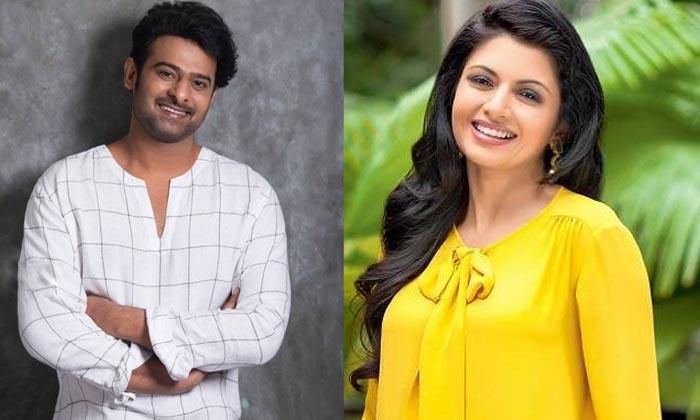Senior Actress Bhagyashree Reacts About Her Jaan Movie Offer-Bhagyashree And Prabhas Bhagyashree Latest Update News Bollywood Upadte