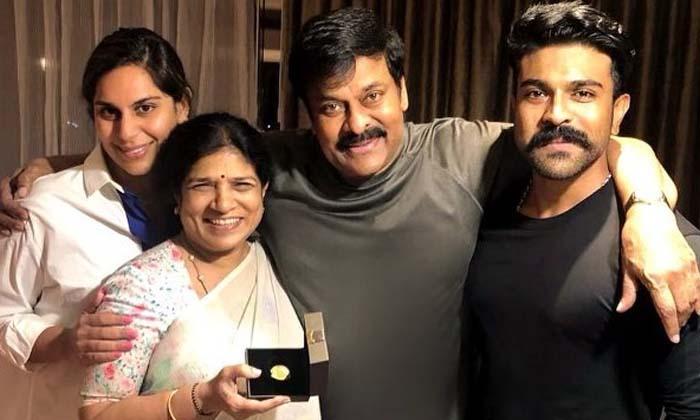 Telugu Megastar Chiranjeevi, Ram Charan Tej Ramcharan Tej Wife Upasana, Upasana, Upasana About Her Mother In Law, Upasana About Surekha Vani, Upasana News-Movie