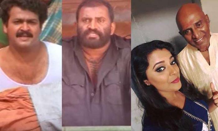 Villain Vijaya Rangaraju Doing Sensational Comments On Mohan Lal-Mohan Lal Mohan Latest News Tollywood Vijaya