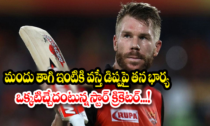 Interesting News About Australian Cricketer David Warner - Telugu Candie Viral Updates In Social Media డేవిడ్ వార్నర్