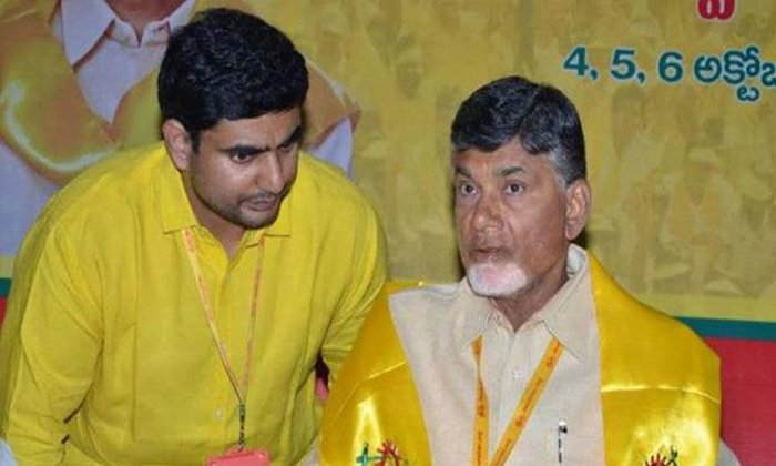 Chandrababu Naidu Give The Tdp Politbureau Member To NTR-Chandrababu Chandrababu Son Lokesh Babu Lokesh In Tdp Ap Chief Ycp