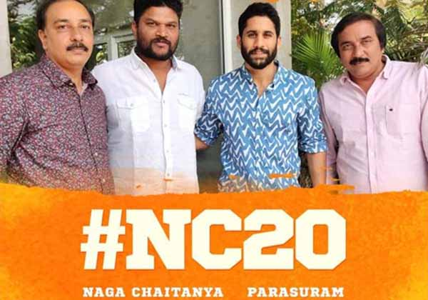 Telugu Bheeshma, Chay To Romance Rashmika In Parasuram\\'s Next, Naga Chaitanya, Nageswara Rao, Parasuram, Rashmika-Movie-English