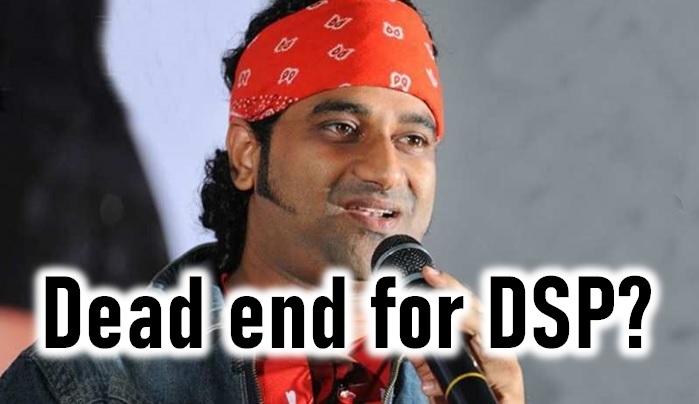 Dead End For Rockstar Devi Sri Prasad!