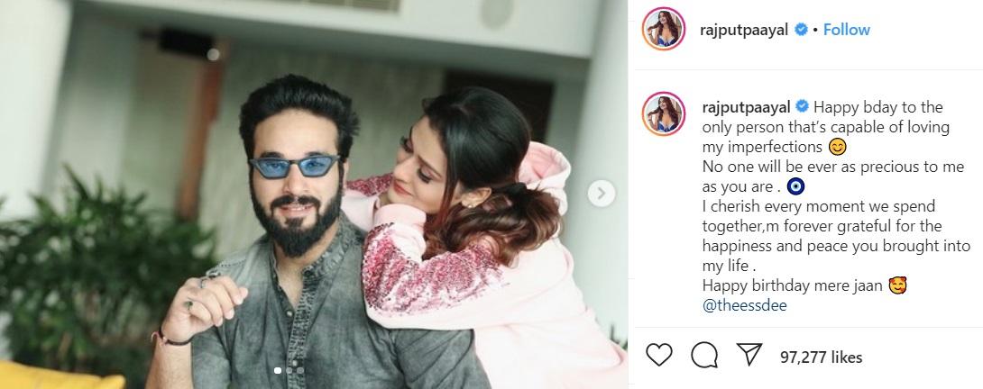 Telugu Payal Rajput Boyfriend Name, Payal Rajput Instagram Photos, Payal Rajput Latest Images, Rx 100 Heroine Photos-Latest News English