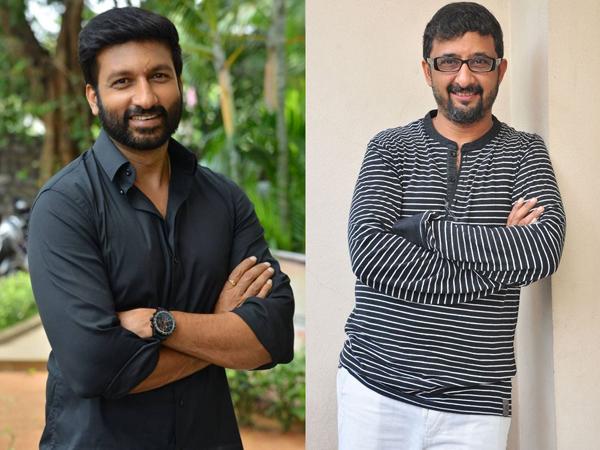 Telugu Director Teja, Gopichand, Rana Daggubati, Teja, Teja New Movie-Movie