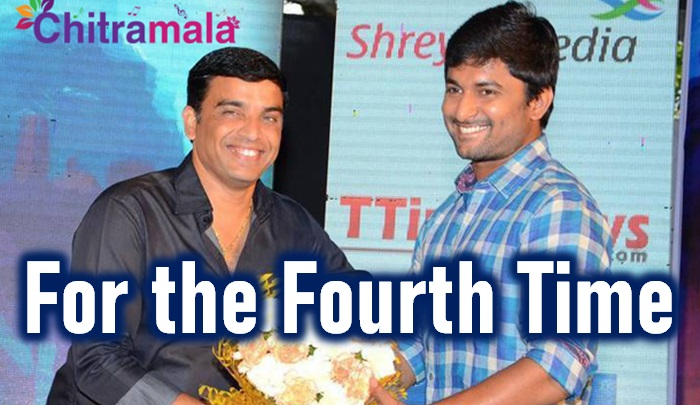 For The Fourth Time, Nani Collaborates!