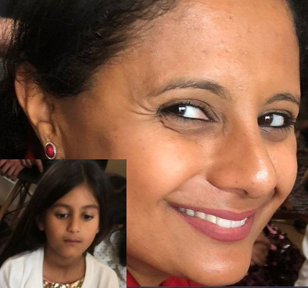 Telugu Amaya Gorania, Found Safe And Well In Uk, Komal Karaji, Missing Indian-origin Mother-daughter, Nri, Telugu Nri News Updates, కోమల్ కరాజీ-Telugu NRI-Telugu Tollywood News Photos Pics