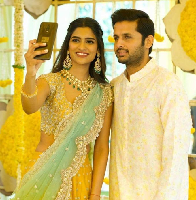Telugu Bhisma Movie, Hero Nithin Shares His Love Story, Shalini, South Hero\\'s, Tollywood-Movie-Telugu Tollywood News Photos Pics