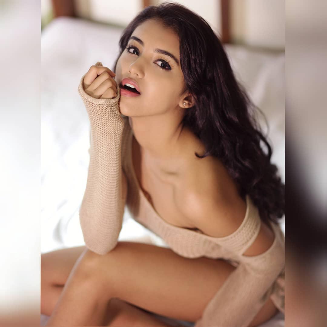 Telugu Malvika Sharma Hot, Malvika Sharma Instagram Hot, Malvika Sharma Latest Photos, Malvika Sharma Ram Movie-Movie-English