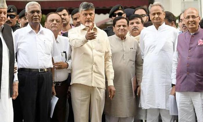 Telugu Chandrababu, Chandrababu And Ahmed Patel, It Officials Give The Notice To Ahamed Patel, It Raids In Chandrababu Pa, M Ahamed Patel In Congress, Tdp Chief Chandrababu Naidu-Political