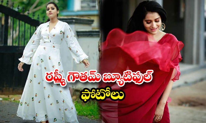 Jabardast anchor Rashmi gautam beautyful photos