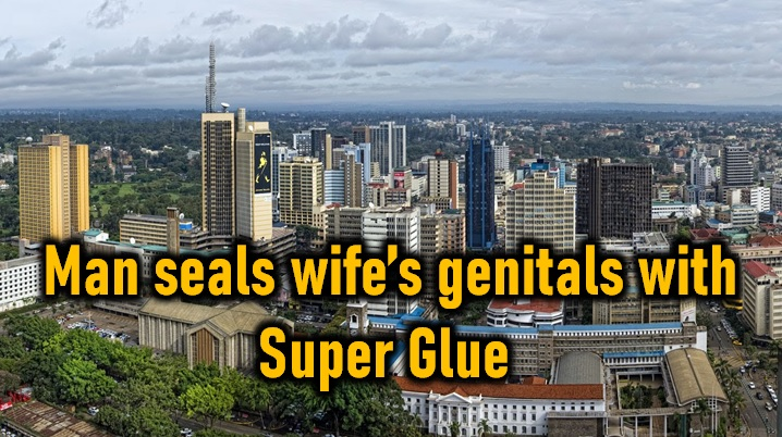 Man Alleges Wife Has Illegal Affairs!seals Her Genitals With Superglue