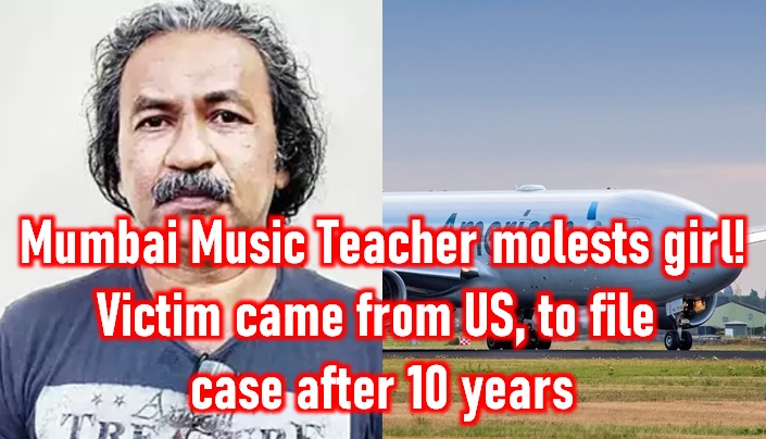 Us-girl Flies To Mumbai To File Case On Music Teacher After 10 Years