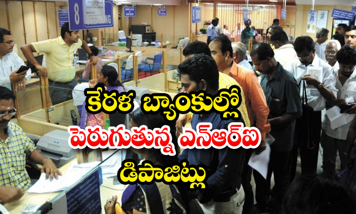 Nri Deposits In Kerala Banks Grew More Than Domestic Ones Fm - Telugu Govt And Private Of Fm Nri ఎన్ఆర్ఐల డిపాజిట్లు