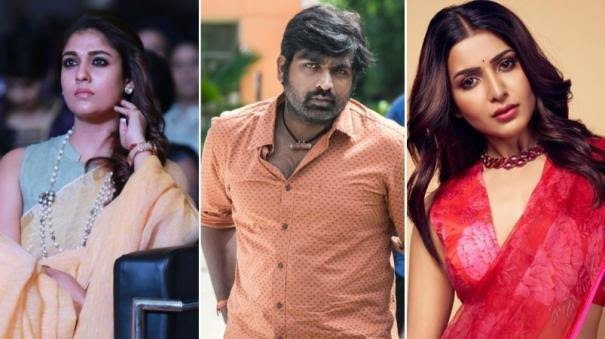 Telugu Nayanthara, Nayanthara And Samantha To Team Up With Vijay Sethupathi, Samantha, Triangular Love Story, Vijay Sethupathi-Latest News English