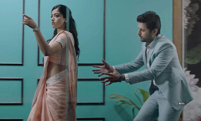 Telugu Chalo Fame Venky Kudumula, Nithin, Nithin And Rashmikha Mandhana, Nithin And Venky Kudumula, Nithin Bheeshma Movie Latest News, Nithin Srinivasa Kalyanam