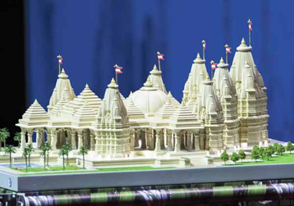 Telugu Abu Dhabi, Hindu Temple, No Concrete, No Steel, Nri, Steel To Be Used For Building First Hindu Temple In Abu Dhabi, Telugu Nri News-Latest News-Telugu Tollywood News Photos Pics